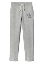 Logo Pants in Fleece